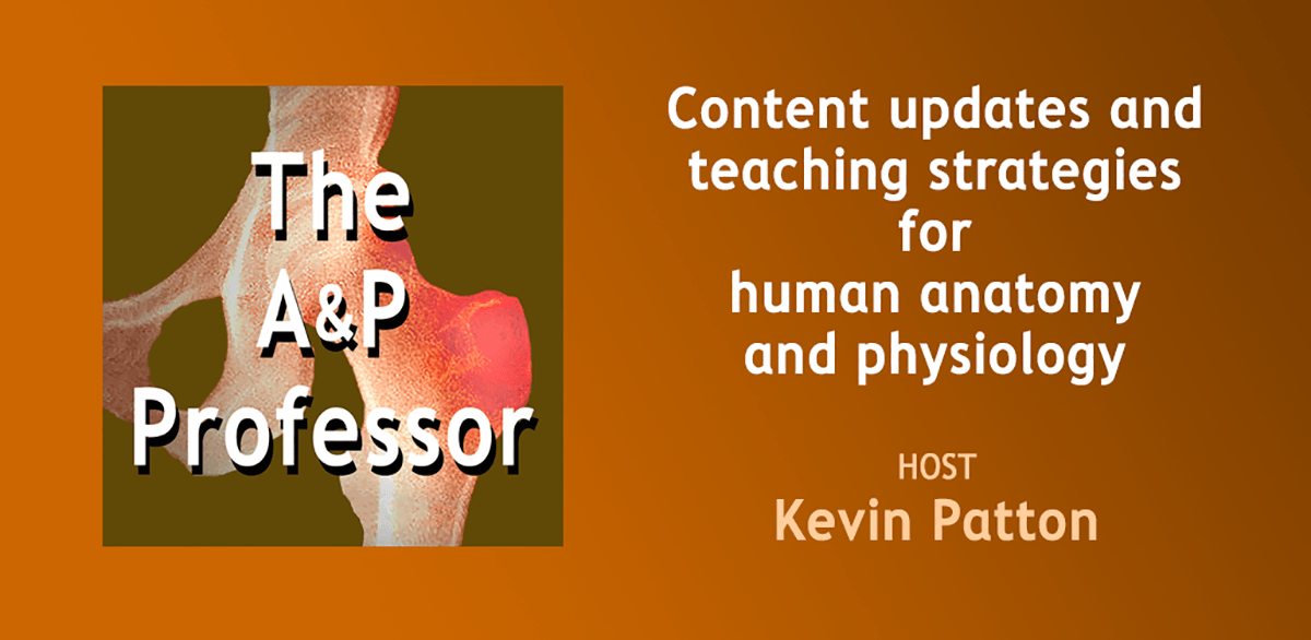 The A&P Professor | Tips & Tools for Teachers of Anatomy & Physiology