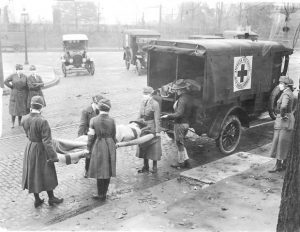 St. Louis Spanish Flu 1918