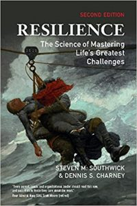 book cover of Resilience: The Science of Mastering Life's Greatest Challenges