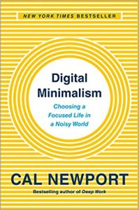 Book Cover: Digital Minimalism