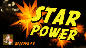 """image of stars with caption """"star power"""""""